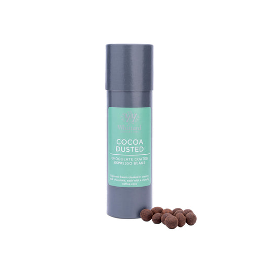 Whittard Cocoa Dusted Milk Chocolate Espresso Beans