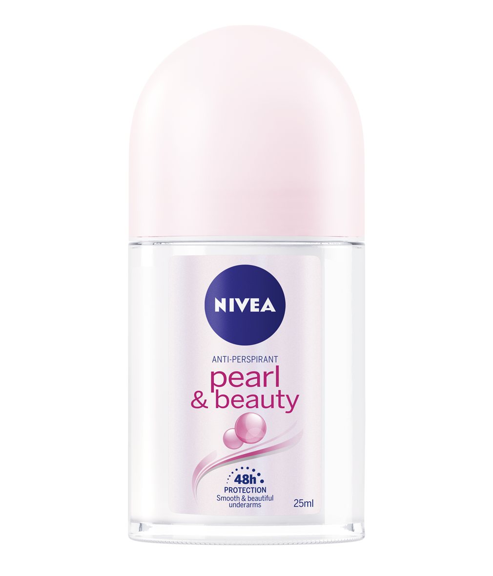 Nivea Pearl Beauty Roll On - 25ml