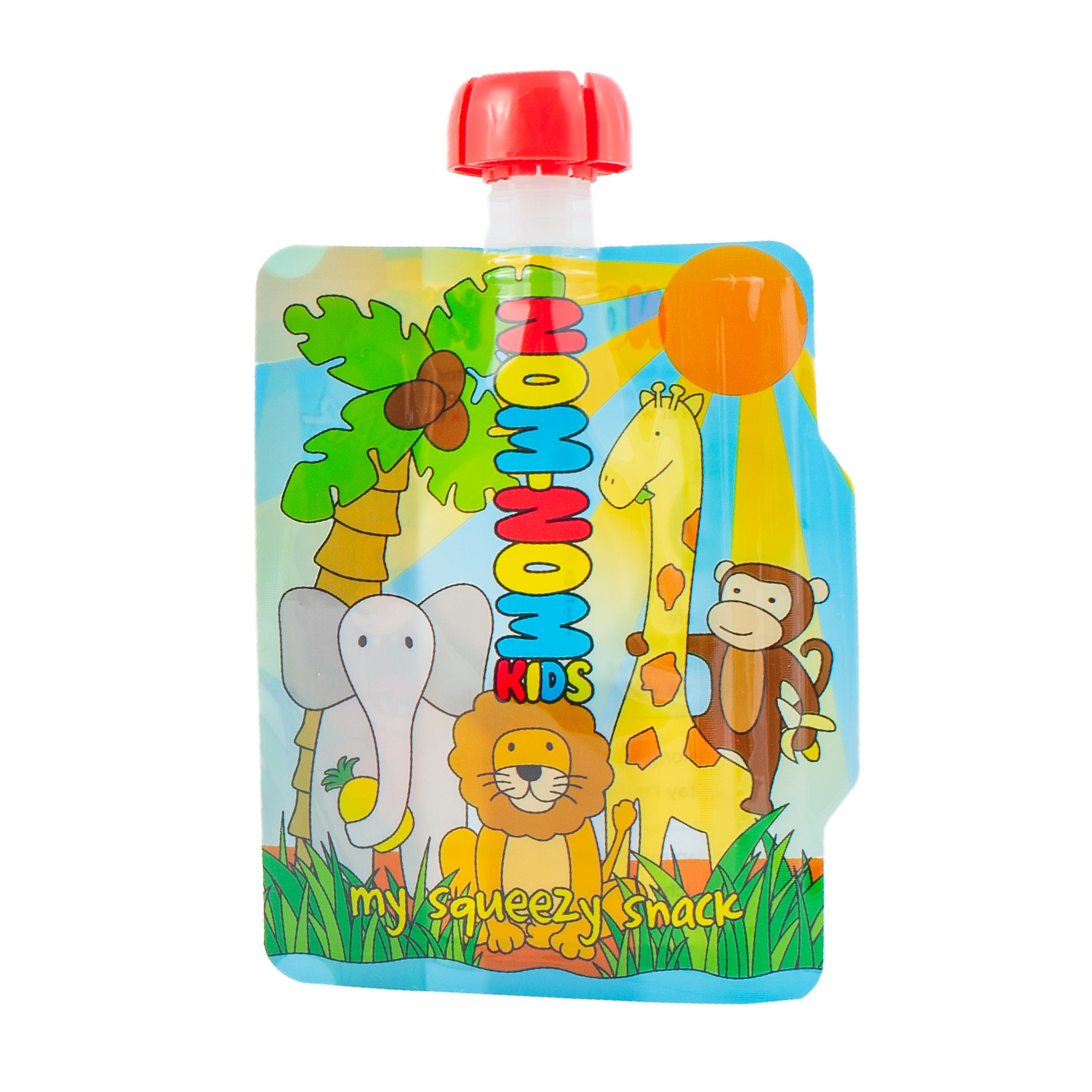 Nom Nom Kids Food Pouch (140ml)