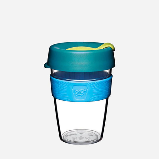 KeepCup Original Clear - Ozone - 340ml | nappycakes-mt | Single Item.