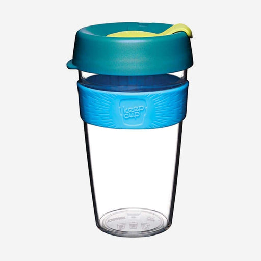 KeepCup Original Clear - Ozone - 454ml | nappycakes-mt | Single Item.