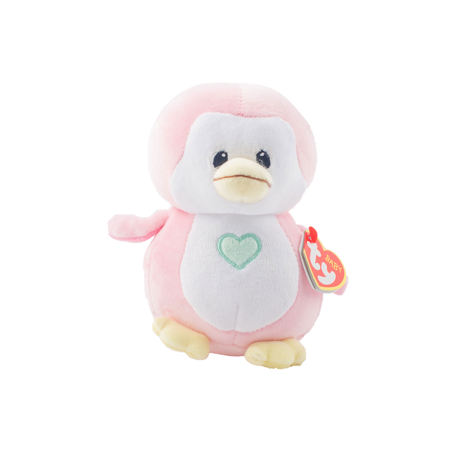 TY Baby - Penny Pink Penguin