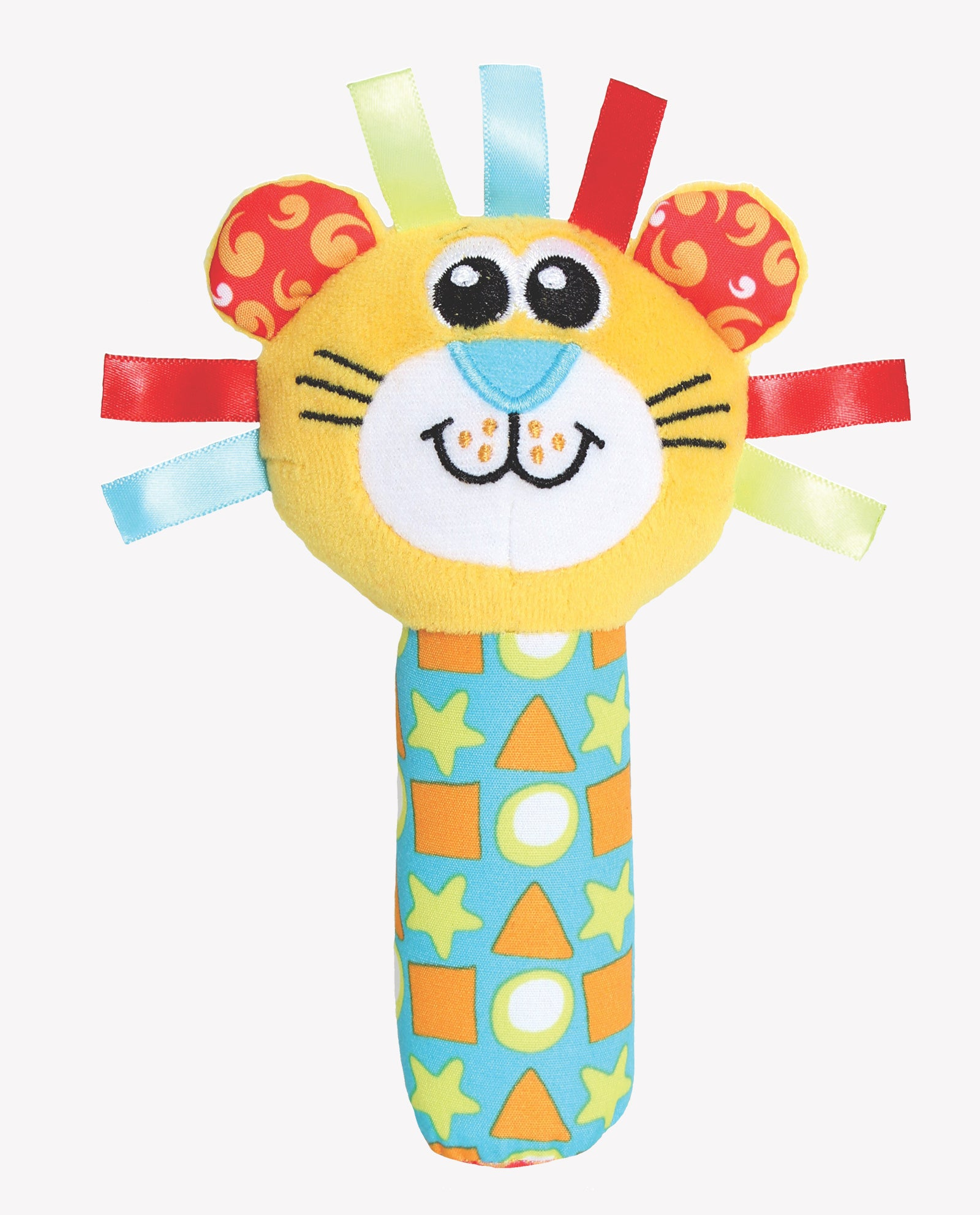 Playgro Jungle Squeeker - Lion | nappycakes-mt | Single Item.