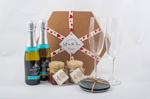 The Luxurious Prosecco Box.