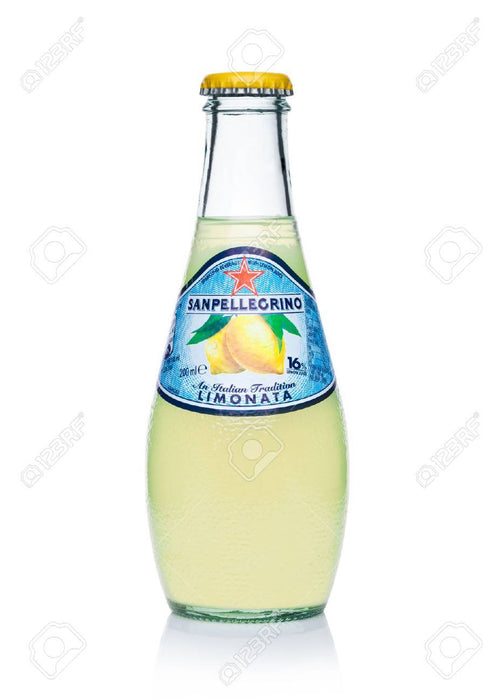 San Pellegrino Limonata (200ml).