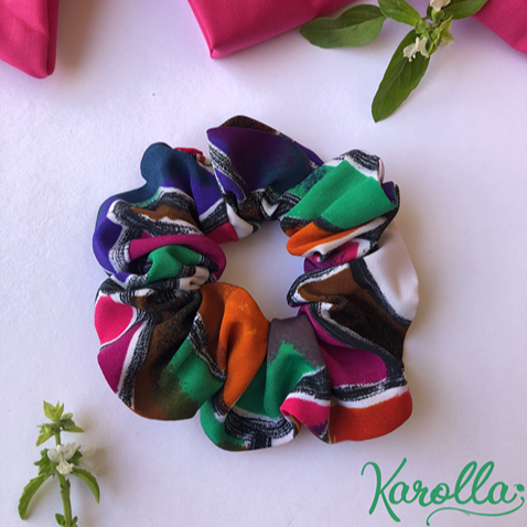 Scrunchie - Colourful