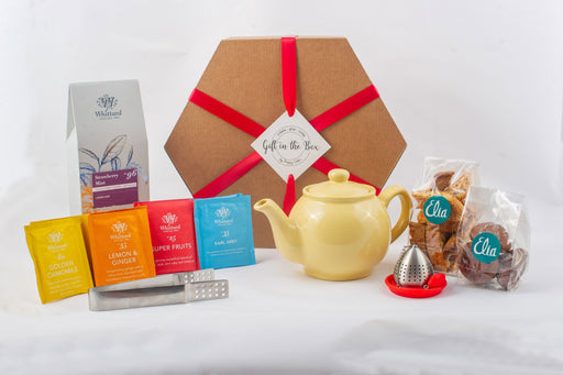 The Choosy Tea Box