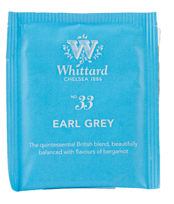 Whittard Tea Bags - x4 Earl Grey