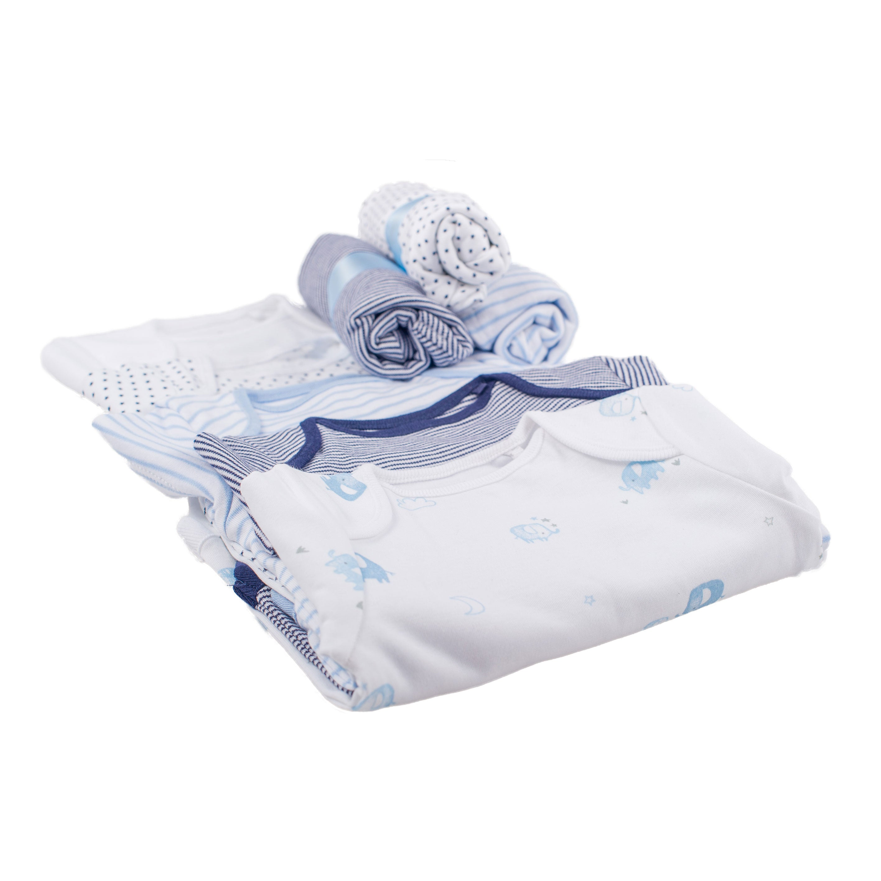 Baby Wear & Play Box - Blue