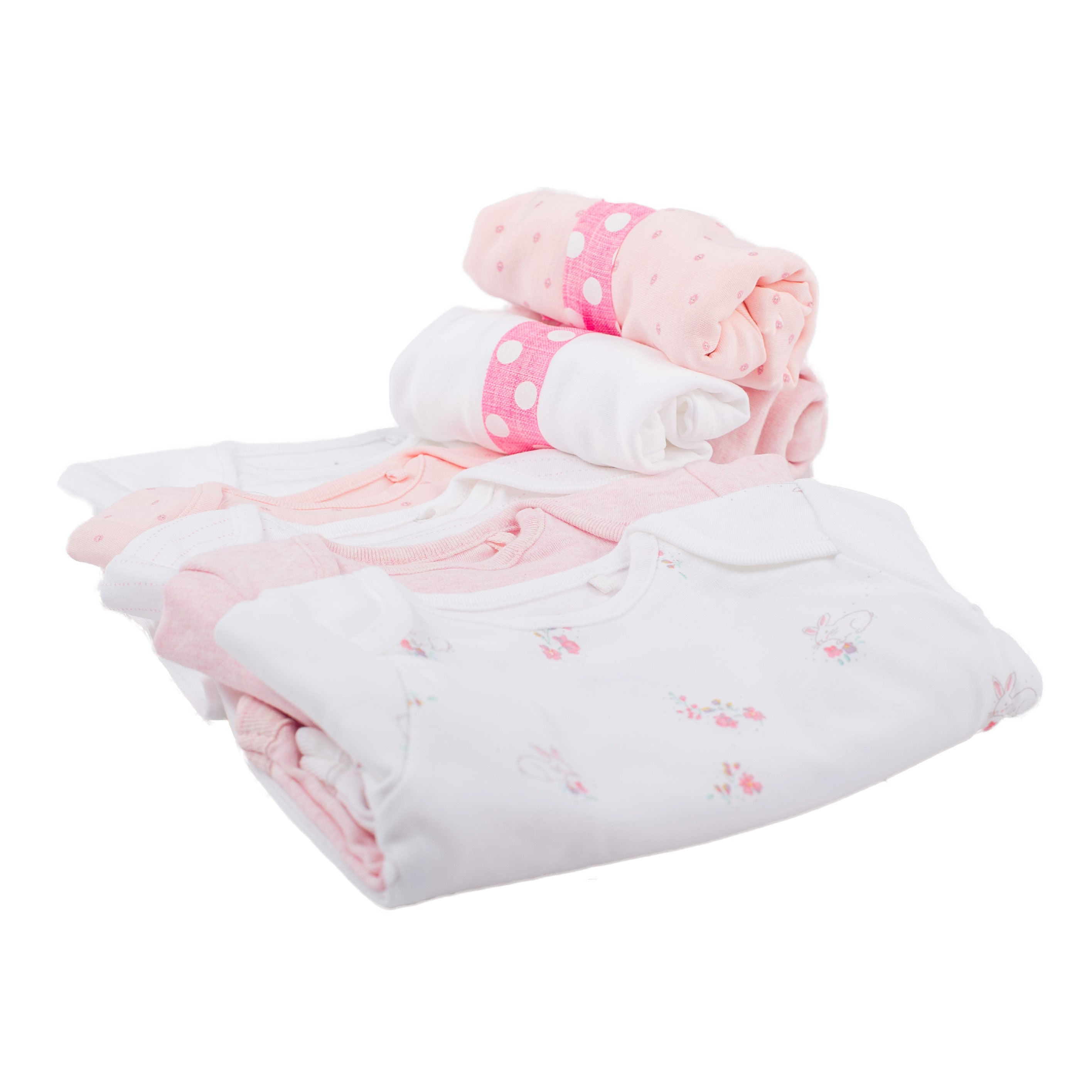 Baby Wear & Play Box - Pink