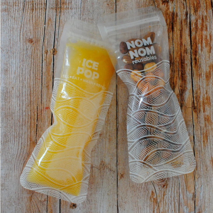 Nom Nom Wave Ice Pop Bags