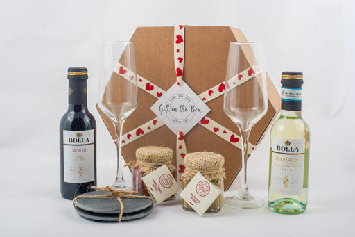The Elegant Wine Box