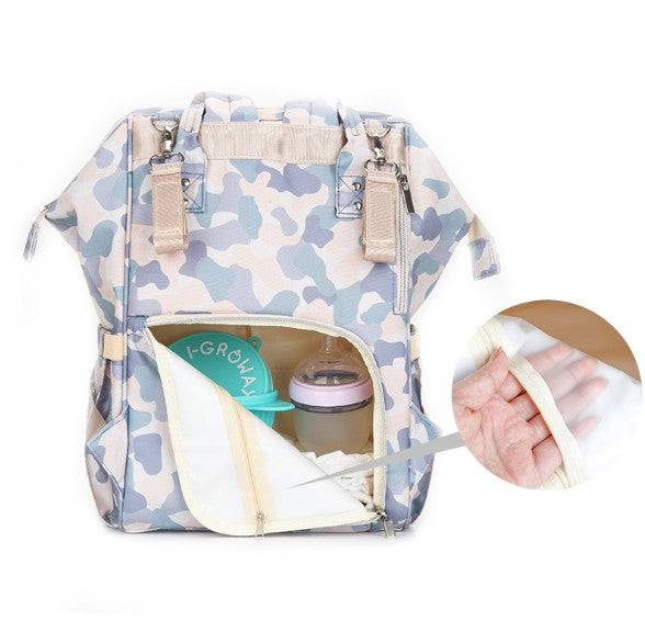 Kidsapro Feather Print Mama Bags.