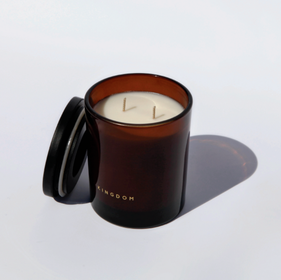 Kingdom Candles- Citrus & Basil