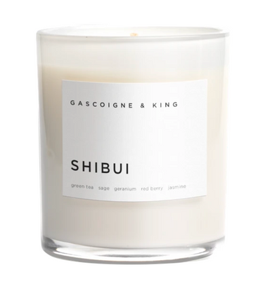 Gascoigne & King Candles- Shibui