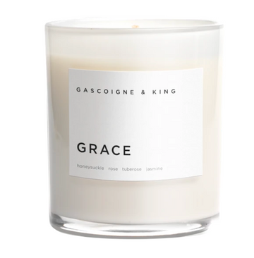 Gascoigne & King Candles- Grace