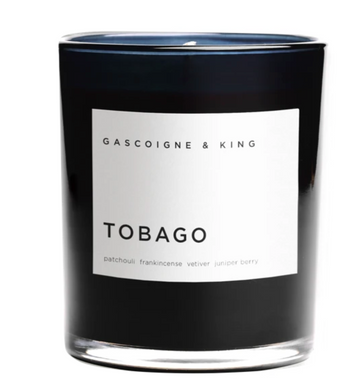 Gascoigne & King Candles- Tobago