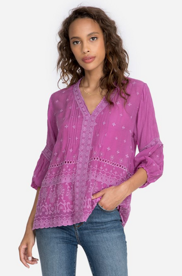 Johnny Was - Tatiana Blouse