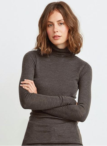 Morrison - Morri High Neck Pullover