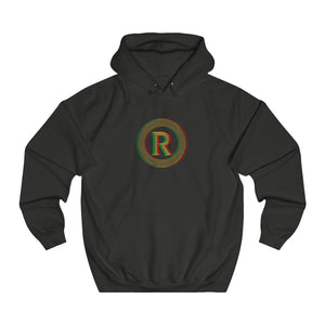 Anaglyph R Hoodie