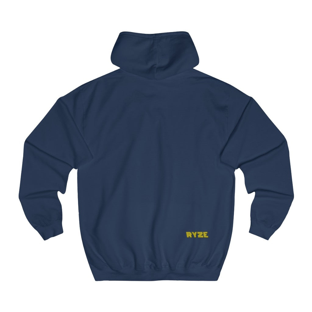 We Ryze and never fall. Hoodie