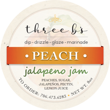 Load image into Gallery viewer, Peach Jalapeno Jam