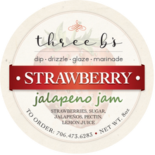 Load image into Gallery viewer, Strawberry Jalapeno Jam