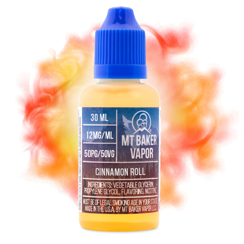 Cinnamon Roll Vape Juice