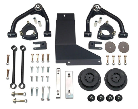 4 Inch Uni Ball Lift Kit 07-13 Chevy Suburban/Tahoe/GMC Yukon/Yukon XL 1500 Tuff Country