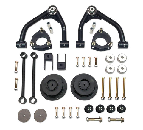 4 Inch Uni Ball Lift Kit 14-18 Chevy Suburban/Tahoe/GMC Yukon XL/GMC Yukon 1500 Fits Models w/aluminum factory Upper Control Arms or Two Piece Stamped Steel  Tuff Country