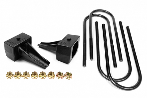 Image of Super Duty 4.0 Inch Rear Block Kit For 99-10 F-250/F-350 Super Duty Southern Truck Lifts
