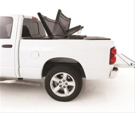 Image of Smart Cover Truck Bed Cover 07-13 Silverado/Sierra 78.7 Inch Black Denim Smittybilt - Get Lift Kits - getliftkits.com - Smittybilt - 2610031-SMB, Smittybilt, Tonneau Covers - Tonneau Covers