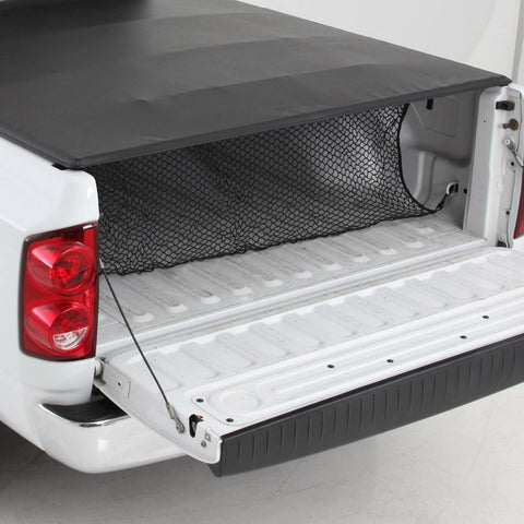 Image of Smart Cover Truck Bed Cover 14-15 Silverado/Sierra 78.7 Inch Black Denim Smittybilt - Get Lift Kits - getliftkits.com - Smittybilt - 2610032-SMB, Smittybilt, Tonneau Covers - Tonneau Covers