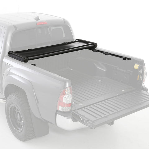 Smart Cover Truck Bed Cover 09-12 Dodge Ram 1500 No Built In Box 76.3 Inch Vinyl Black Smittybilt - Get Lift Kits - Smittybilt