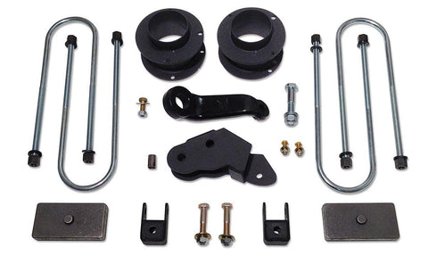 3 Inch Lift Kit 13-18 Dodge Ram 3500 w/ Front shock relocation brackets Tuff Country