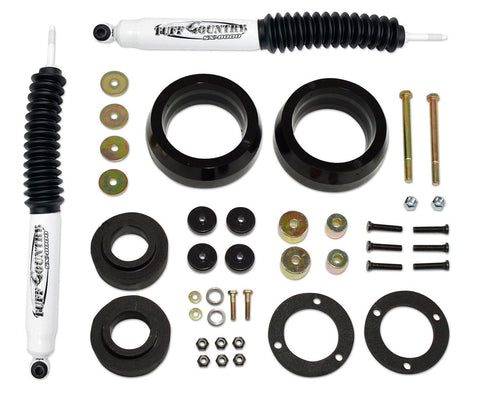 3 Inch Lift Kit 03-19 Toyota 4Runner 07-14 Toyota FJ Cruiser  w/ SX8000 Shocks Excludes Trail Edition & TRD Pro Tuff Country