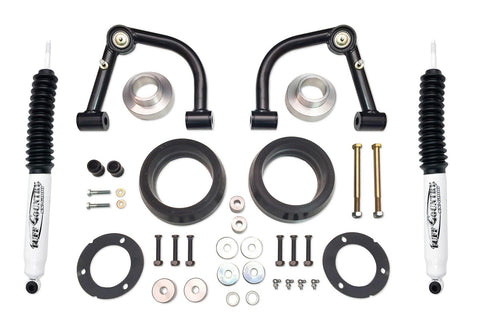 3 Inch Lift Kit 03-19 Toyota 4Runner 07-14 Toyota FJ Cruiser with Upper Control Arms and SX6000 Shocks Excludes Trail Edition & TRD Pro Tuff Country