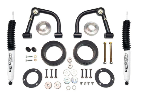 3 Inch Lift Kit 03-19 Toyota 4Runner 07-14 Toyota FJ Cruiser with Upper Control Arms SX8000 Shocks Excludes Trail Edition & TRD Pro Tuff Country