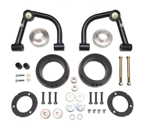 3 Inch Lift Kit 03-19 Toyota 4Runner 07-14 Toyota FJ Cruiser with Upper Control Arms Excludes Trail Edition & TRD Pro Tuff Country