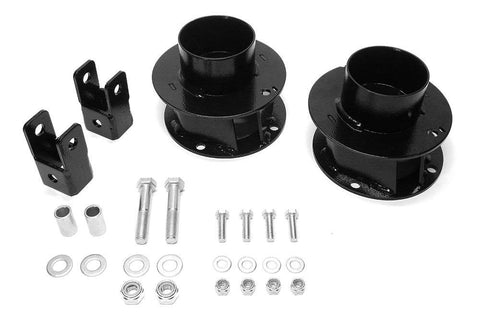 RAM 2.5 Inch Front Leveling Kit For 14-18 Ram 2500 14-17 Ram 3500 Iconic Accessories