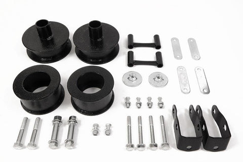 Jeep JK 2.5 Inch Suspension Lift Kit For 07-17 Wrangler Iconic Accessories