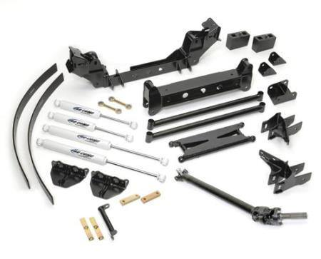6 Inch Crossmember/Bracket Lift Kit  with Pro Runner Shocks 99 to 06 GM 1500 4WD Pro Comp Suspension - getliftkits.com - Pro Comp USA - K1057BP-PRO, Lift Kits, new-121455, Pro Comp USA - Lift Kits