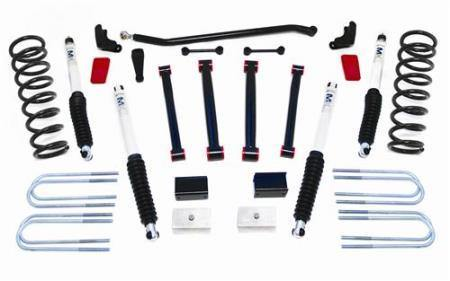 6 Inch Stage II Lift Kit with Pro Runner Shocks 03-05 Dodge Ram 2500 4WD Pro Comp Suspension - getliftkits.com - Pro Comp USA - K2066BP-PRO, Lift Kits, new-121455, Pro Comp USA - Lift Kits