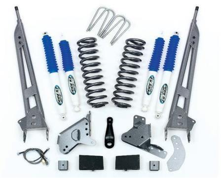 4 Inch Stage II Lift Kit with ES3000 Shocks 90-96 FORD F150 4WD Standard Cab Pro Comp Suspension - getliftkits.com - Pro Comp USA - K4056B-PRO, Lift Kits, new-121455, Pro Comp USA - Lift Kits