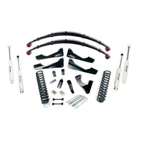 6 Inch Stage I Lift Kit with Pro Runner Shocks 08-10 FORD F250 Pro Comp Suspension - getliftkits.com - Pro Comp USA - K4166BP-PRO, Lift Kits, new-121455, Pro Comp USA - Lift Kits