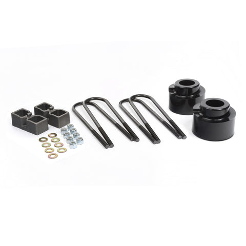 Daystar 05-18 Ford Super Duty 2 Inch Lift For Dana 60 w/ 3.5 Inch OD Axle Tubes Daystar KF09127BK-BKCG-Lift Kits-Daystar-Get Lift Kits