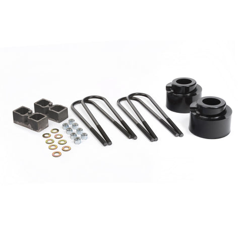 Daystar 05-18 Ford Super Duty 2 Inch Lift For Dana 70 Sterling W/ 4 Inch OD Axle Tubes Daystar KF09128BK-BKCG-Lift Kits-Daystar-Get Lift Kits
