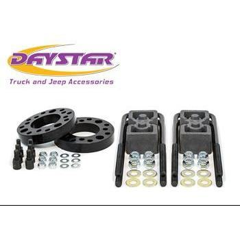 Daystar 09-18 F-150 2 Inch Lift Kit Front and Rear Daystar KF09122BK-BKCG-Lift Kits-Daystar-Get Lift Kits