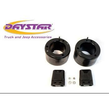 Daystar 13-18 Ram 3500 4WD and 14-18 RAM 2500 4WD 2 Inch Leveling Kit Front Shocks Required KU01023BK Or Equivalent Daystar KC09135BK-BKCG-Leveling Kit-Daystar-Get Lift Kits