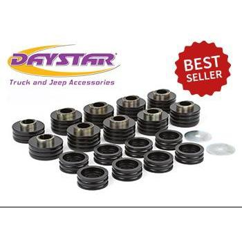 Daystar 99-18 Super Duty Body Mounts Daystar KF04050BK-BKCG-Body Mount Kit-Daystar-Get Lift Kits